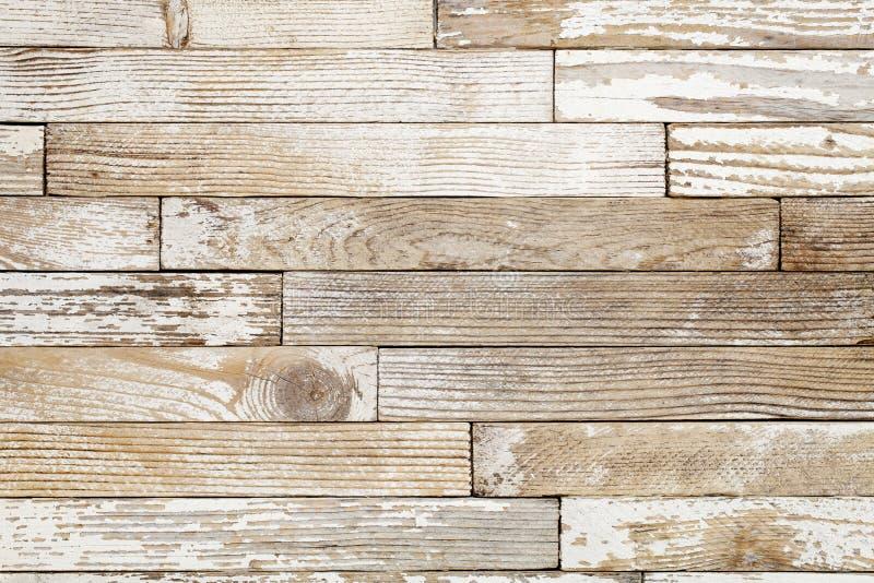 Vecchio grunge verniciato di legno immagini stock libere da diritti