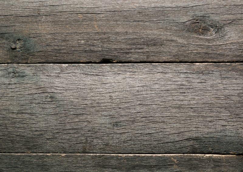 Vecchio legno grezzo annodato incrinato marcio stagionato immagine stock libera da diritti