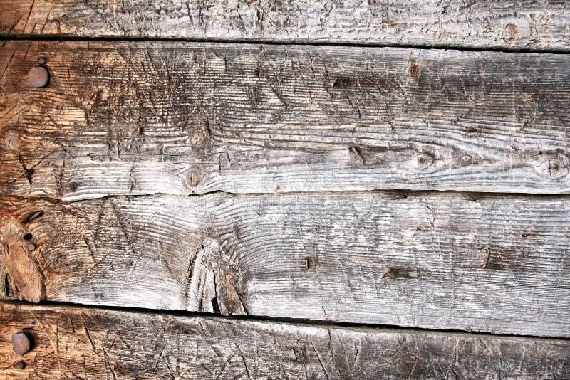 Vecchio legno strutturato fotografia stock