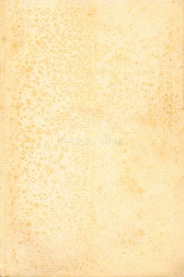 Vecchio lerciume, carta macchiata fotografie stock libere da diritti
