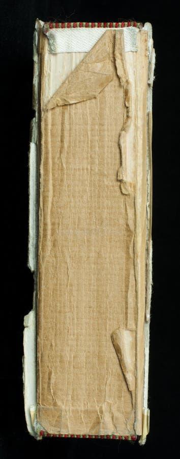 Vecchio libro stracciato immagine stock libera da diritti