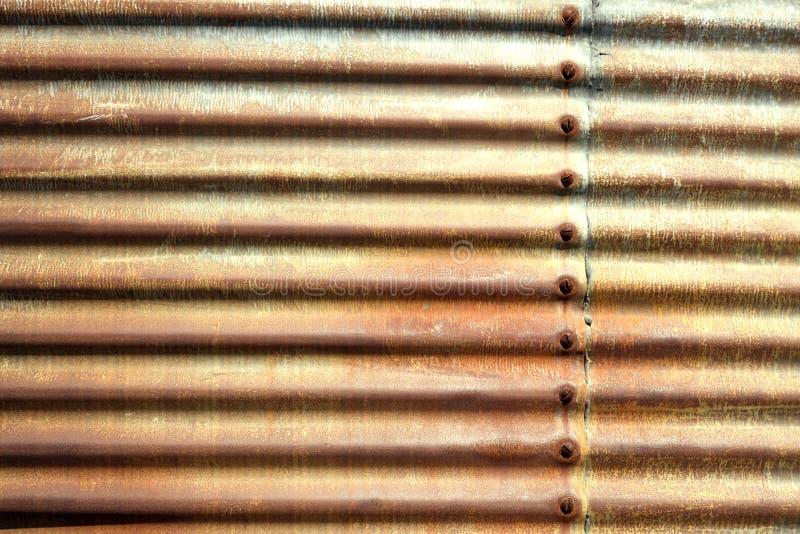 Vecchio metallo arrugginito immagine stock libera da diritti