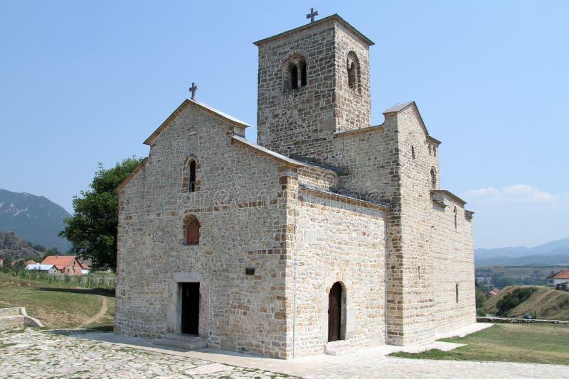 Vecchio monastero immagini stock
