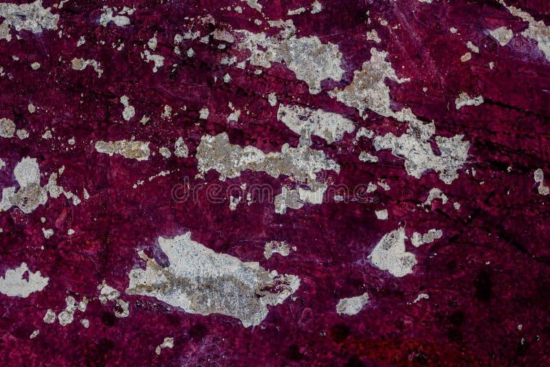 Vecchio muro di cemento con le macchie e la sporcizia, fondo di struttura immagine stock libera da diritti
