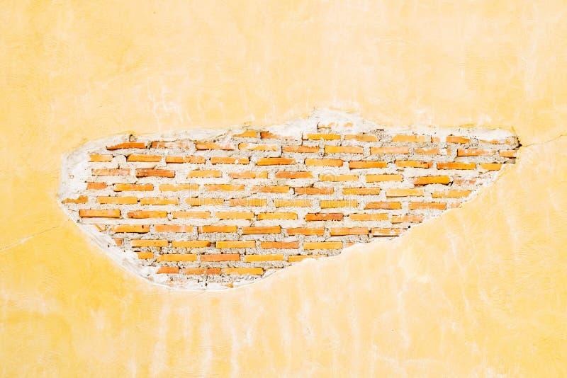 Vecchio muro di mattoni classico fotografia stock libera da diritti