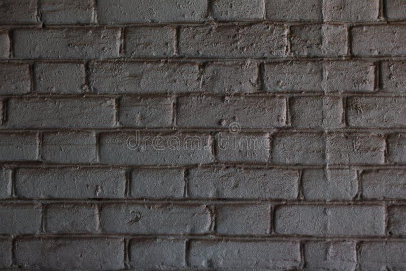 Vecchio muro di mattoni con il fondo dei mattoni bianchi e rossi Struttura d'annata del muro di mattoni immagine stock libera da diritti