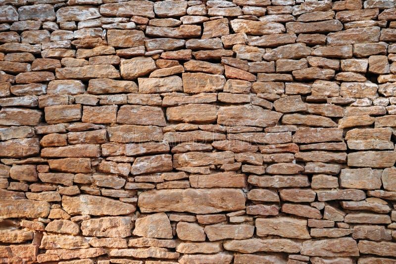 Vecchio muro di mattoni dei mattoni immagini stock