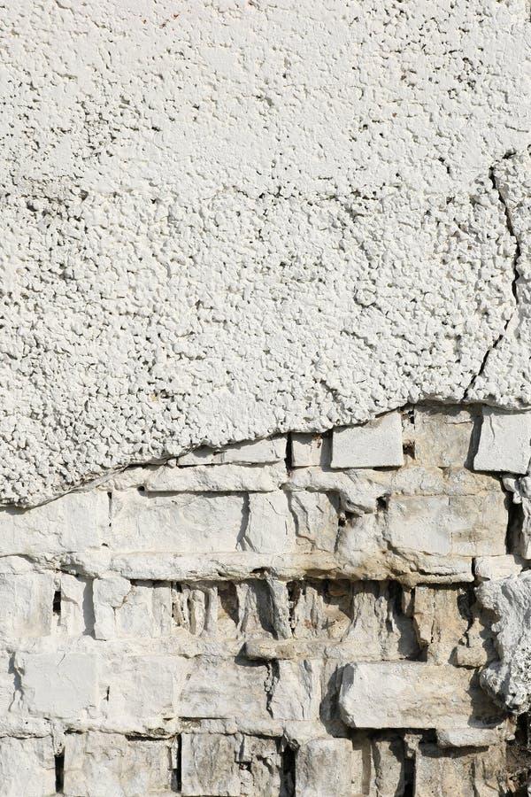 Vecchio muro di mattoni del fondo vecchio immagine stock
