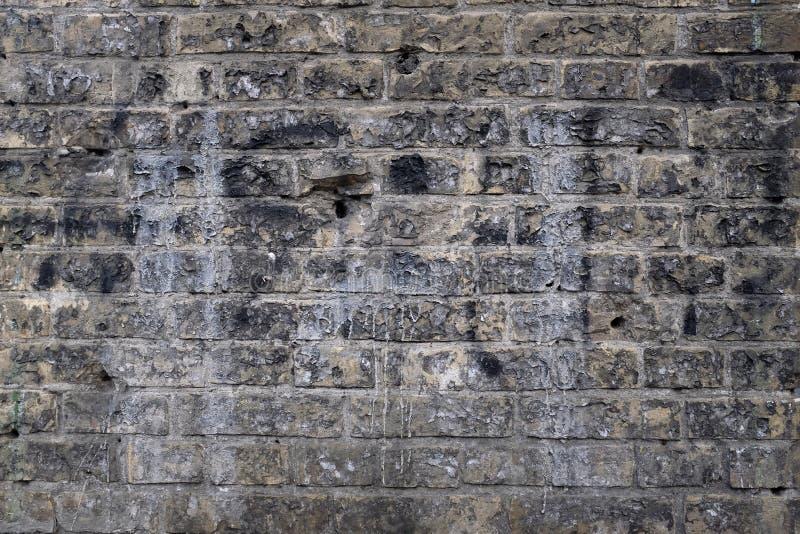 Vecchio muro di mattoni Priorità bassa per il vostro disegno immagini stock