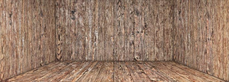 Vecchio paesaggio annodato incrinato di alta risoluzione del contesto di lerciume del tavolato di Pinewood fotografie stock libere da diritti