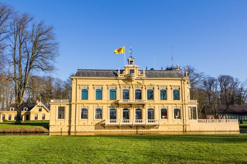 Vecchio palazzo Paesi Bassi immagine stock