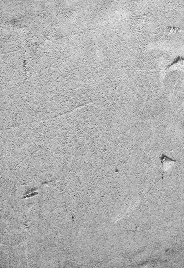 Vecchio polistirene espanso fotografie stock libere da diritti