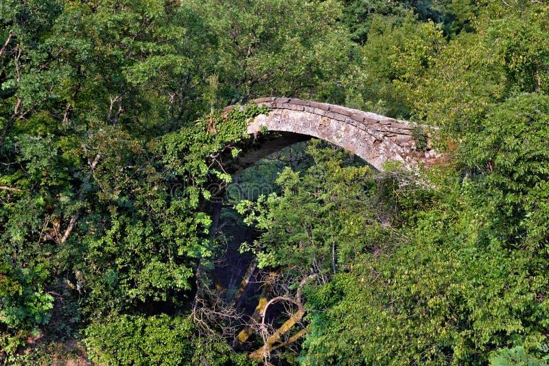 Vecchio ponte fotografie stock libere da diritti