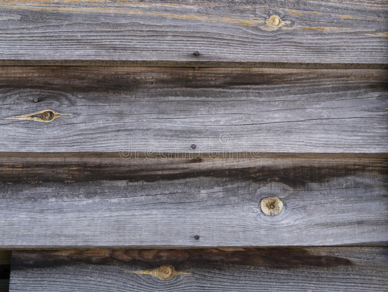Vecchio raccordo di legno immagini stock