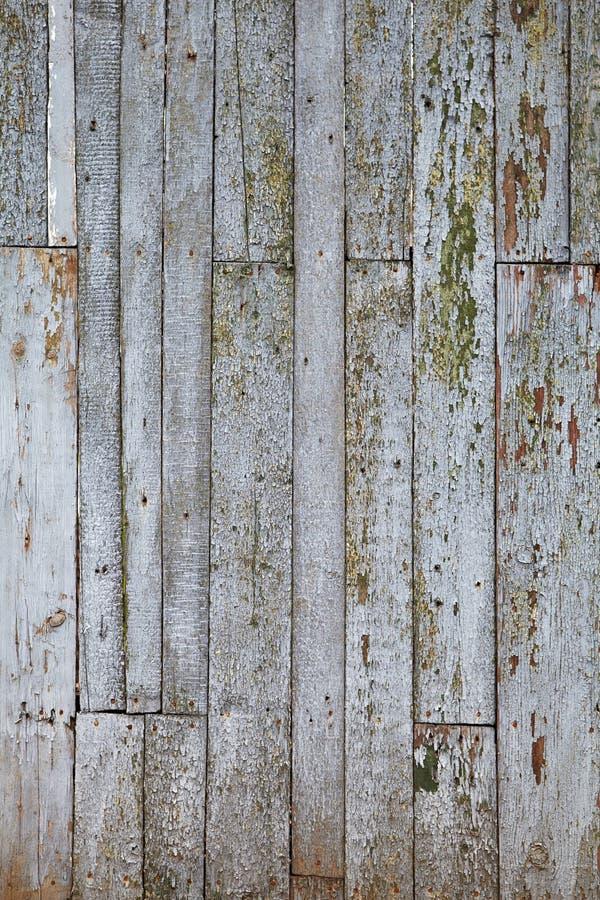 Vecchio recinto di legno d'annata fotografia stock
