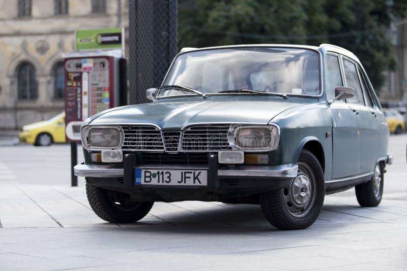 Vecchio Renault immagini stock
