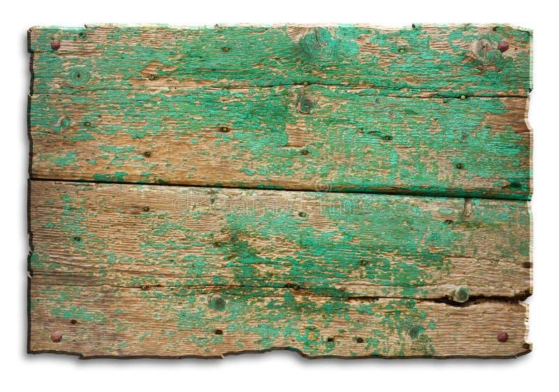 Vecchio ridurre in pani di legno fotografie stock libere da diritti