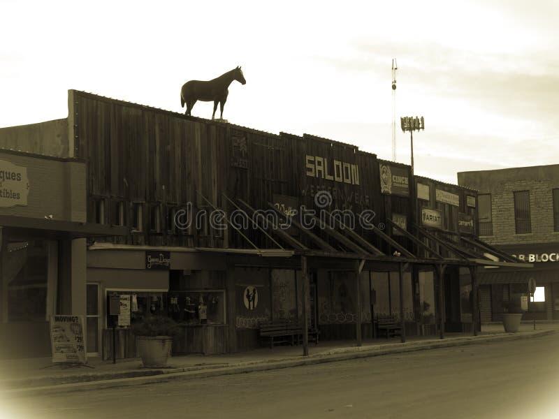 Vecchio salone della città fotografia stock libera da diritti