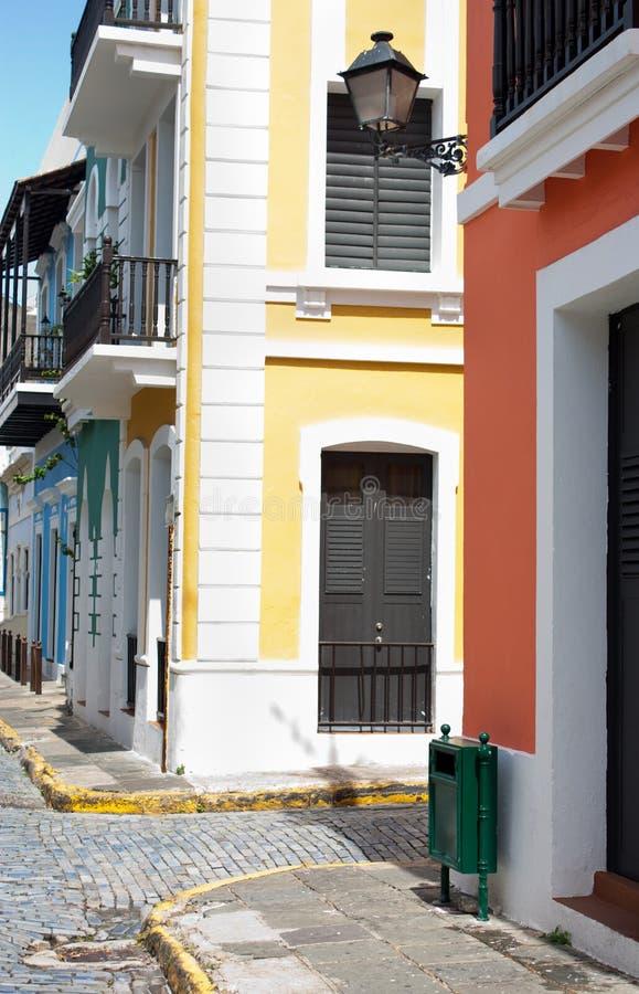 Vecchio San Juan fotografie stock libere da diritti