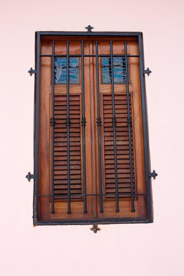 Vecchio San Juan fotografia stock libera da diritti