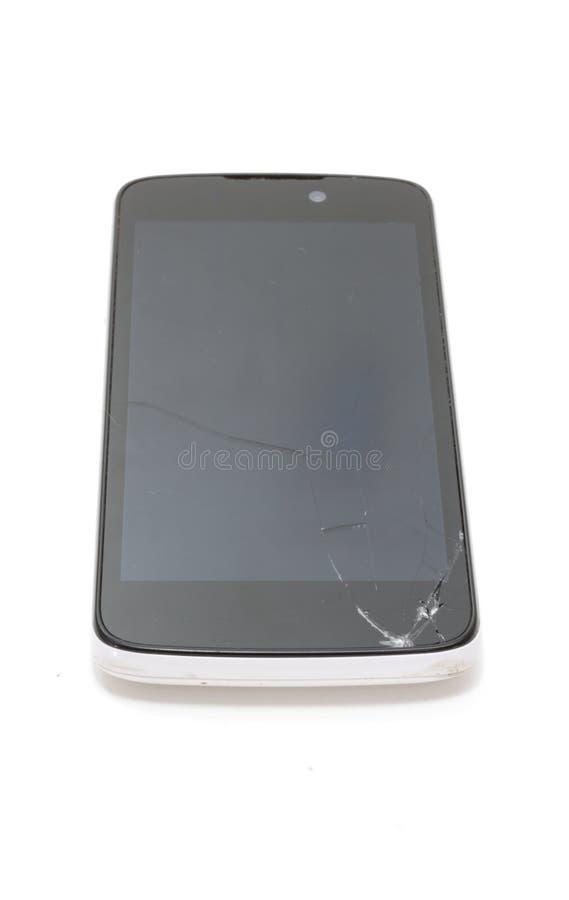 Download Vecchio Smart Phone fotografia stock. Immagine di colloquio - 56876806