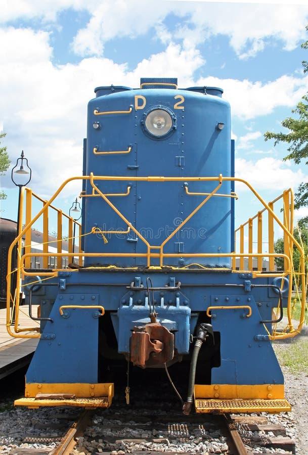 Download Vecchio treno locomotivo fotografia stock. Immagine di invecchiato - 3884756