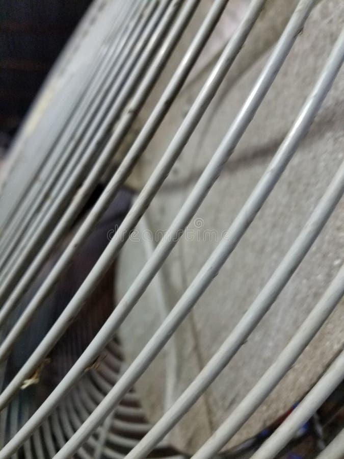 Vecchio ventilatore fotografie stock libere da diritti