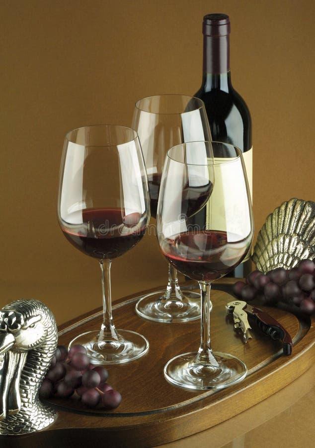 Vecchio vino immagini stock