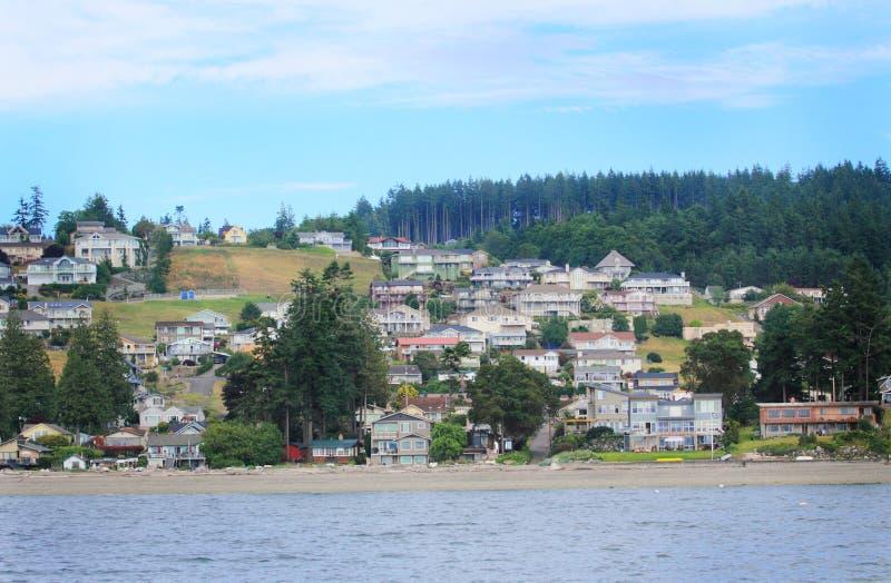 Vecindad de la costa imágenes de archivo libres de regalías