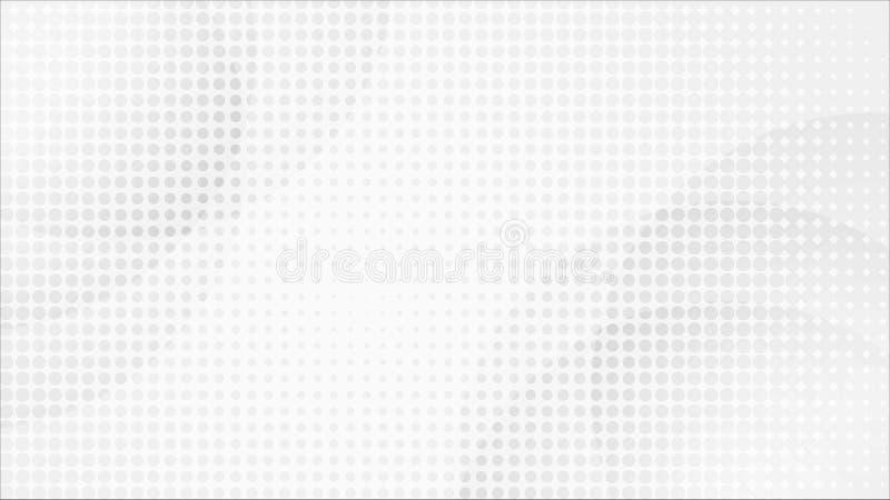 Vecteur abstrait blanc de fond de mosaïque Abstrait gris Fond de conception moderne pour le calibre de pr?sentation de rapport et illustration stock