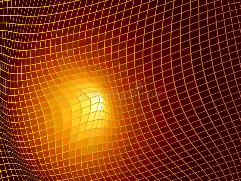 Download Vecteur abstrait de fond illustration de vecteur. Illustration du courbes - 8662544