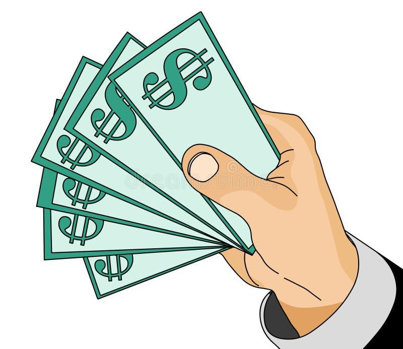 Vecteur - argent illustration libre de droits