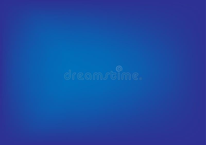 Vecteur bleu-clair, bleu abstrait de fond image libre de droits