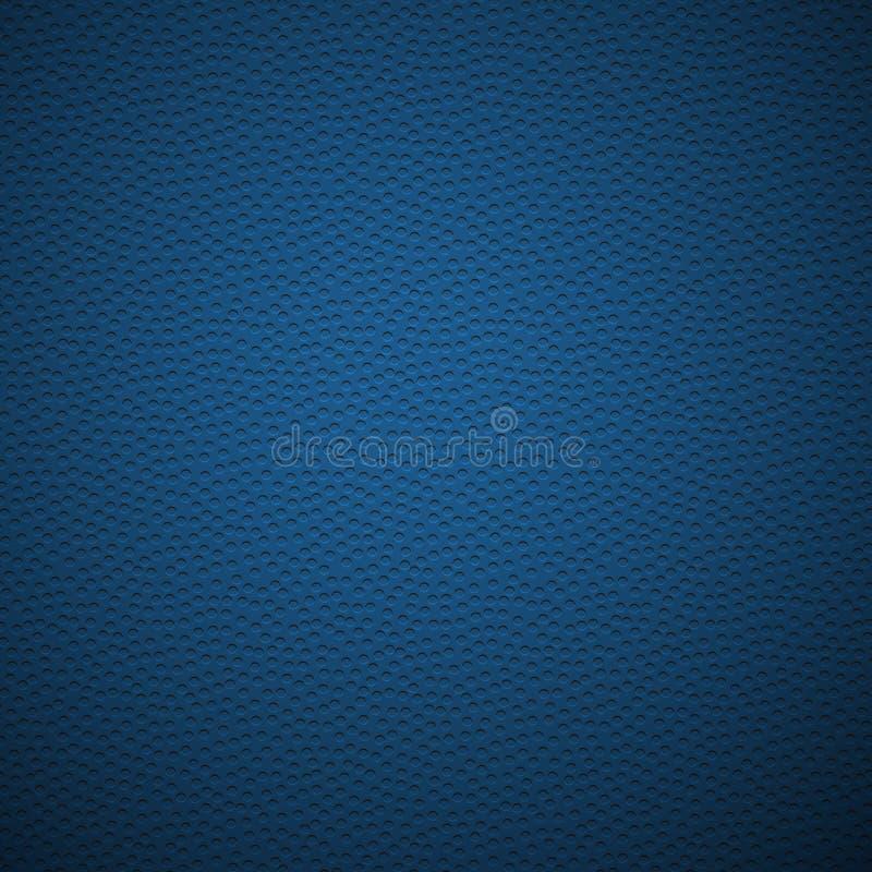 Vecteur bleu de configuration illustration stock