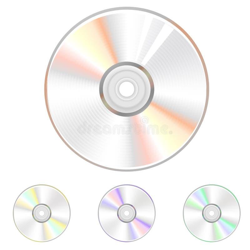 vecteur cd illustration de vecteur