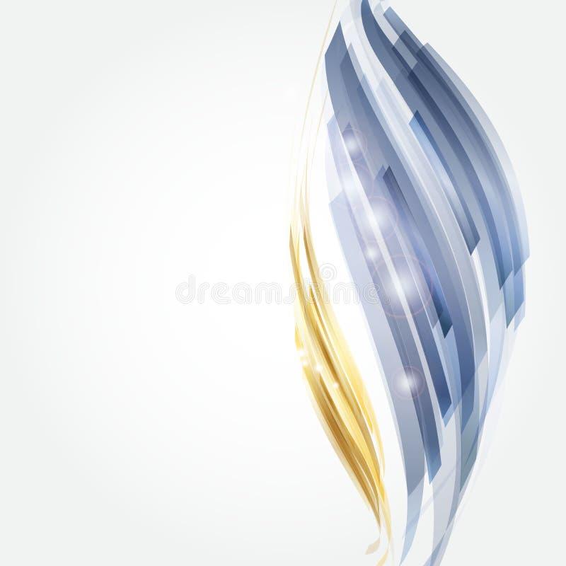 Vecteur coloré lumineux abstrait de fond illustration de vecteur
