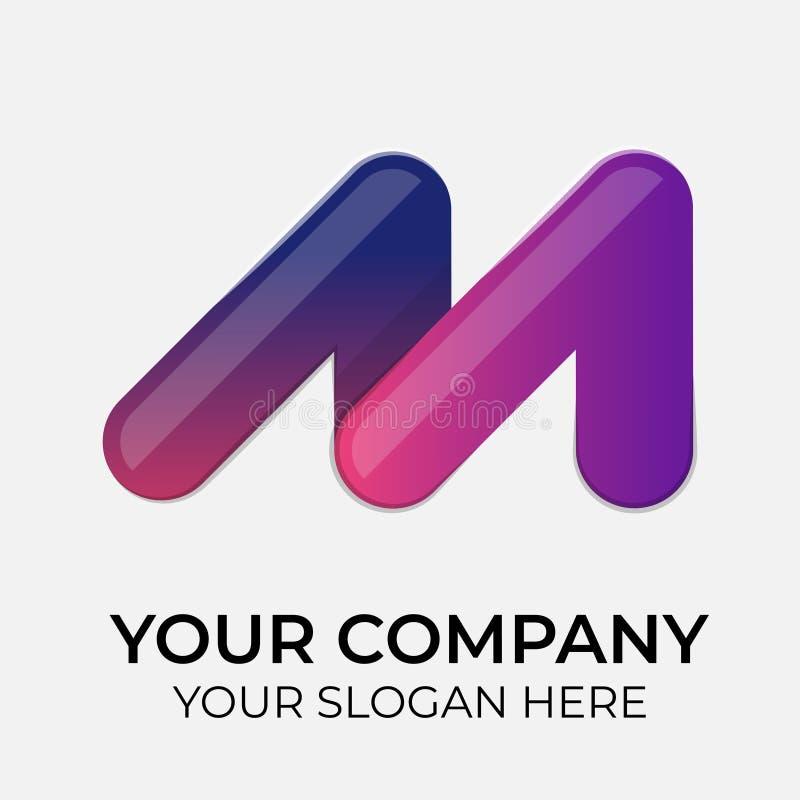 Vecteur color? Logo Design illustration stock