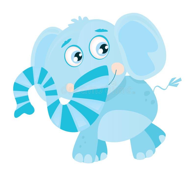 vecteur d'éléphant illustration stock