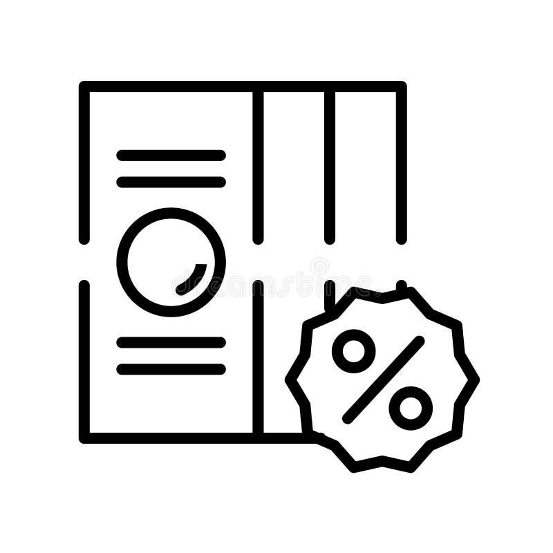 Vecteur d'icône d'argent d'isolement sur le fond blanc, signe d'argent, lin illustration stock