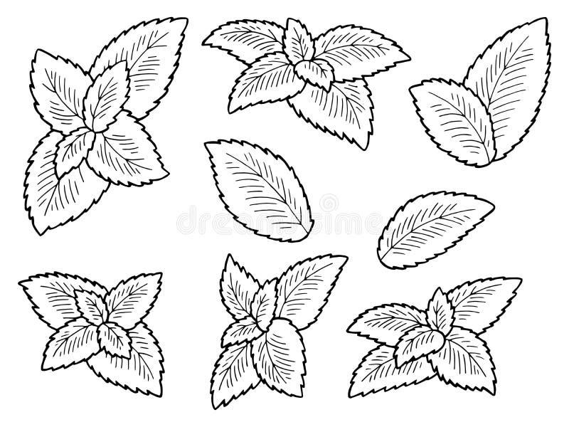 Vecteur d'isolement blanc noir graphique d'illustration de croquis d'usine en bon état illustration de vecteur