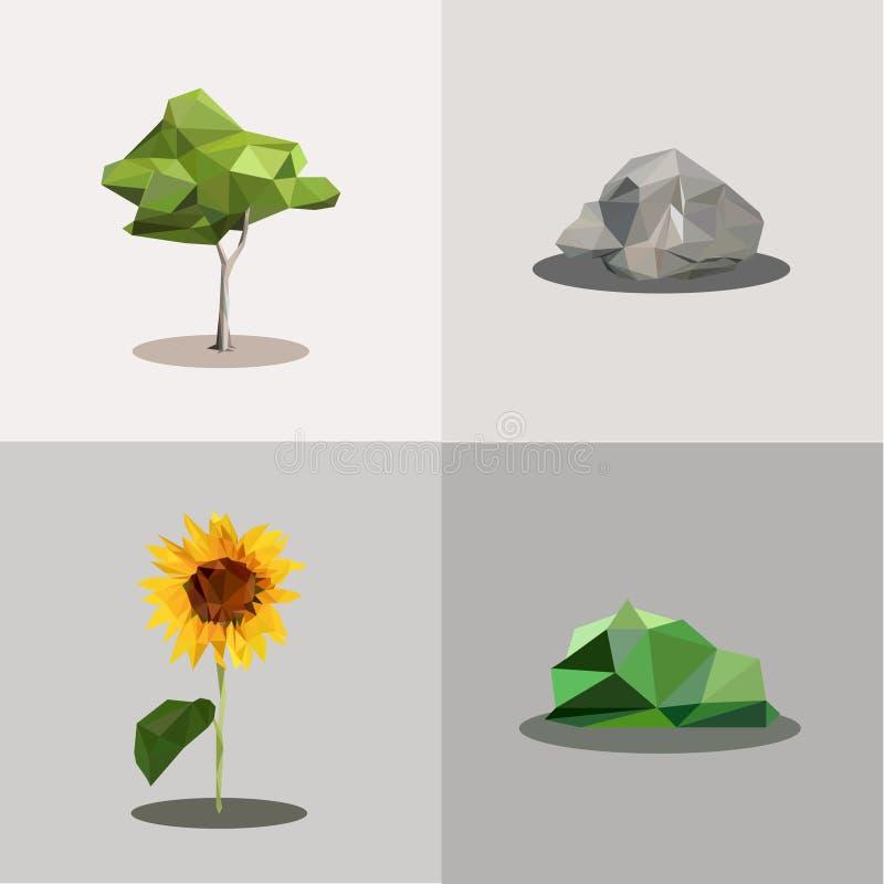 Vecteur de concept pour l'écologie photo stock