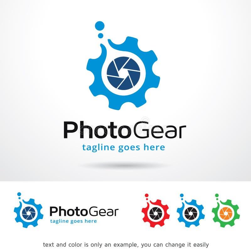 Vecteur de conception de calibre de vitesse de photo illustration de vecteur