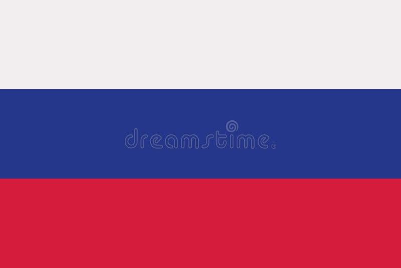 Vecteur de drapeau de la Slovénie illustration stock