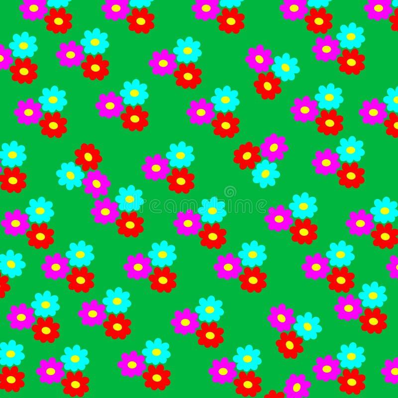 vecteur de fleurs image libre de droits