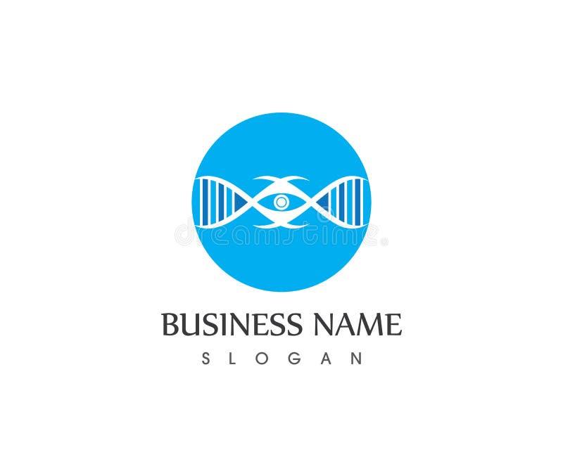 Vecteur de logo de GEN illustration libre de droits