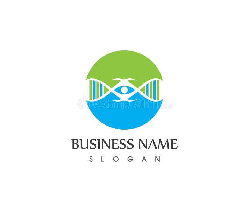 Vecteur de logo de GEN illustration de vecteur