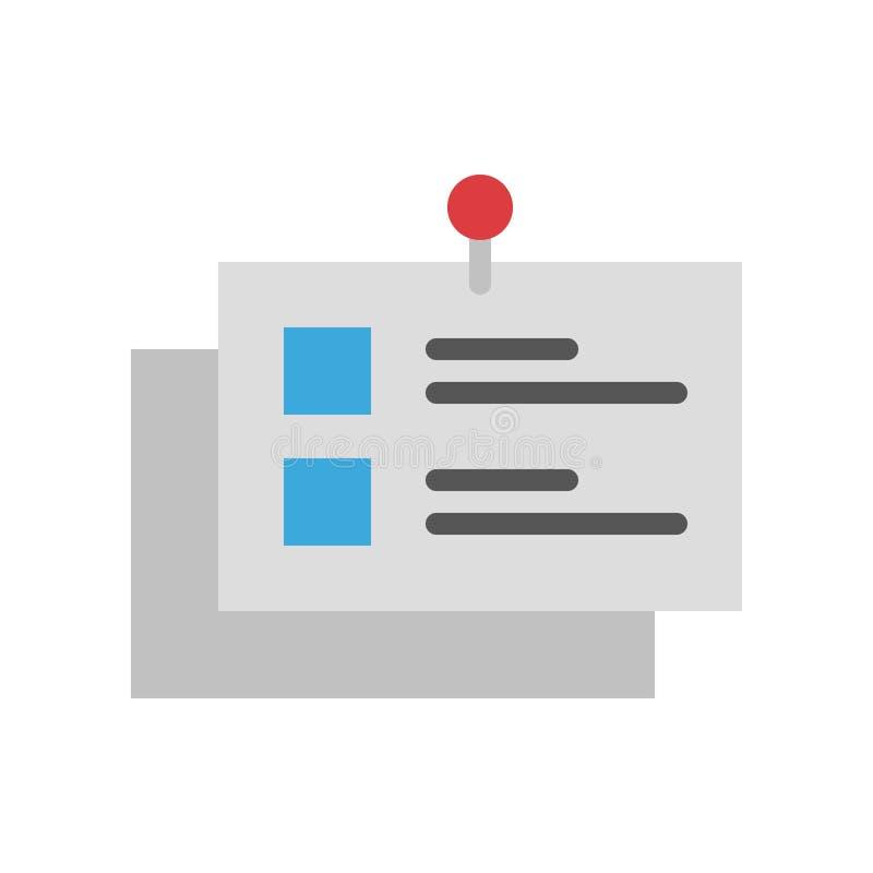 Vecteur de pavé numérique, icône Retour à l'école en style plat illustration de vecteur