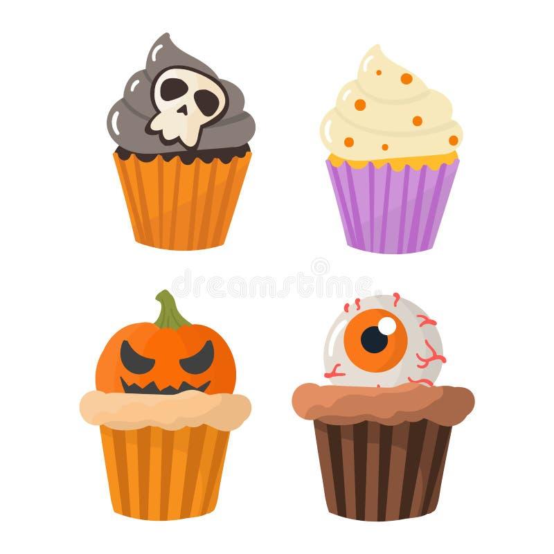 Vecteur de symbole de Halloween illustration stock
