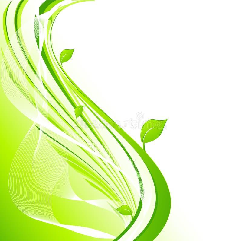 Vecteur environnemental illustration libre de droits