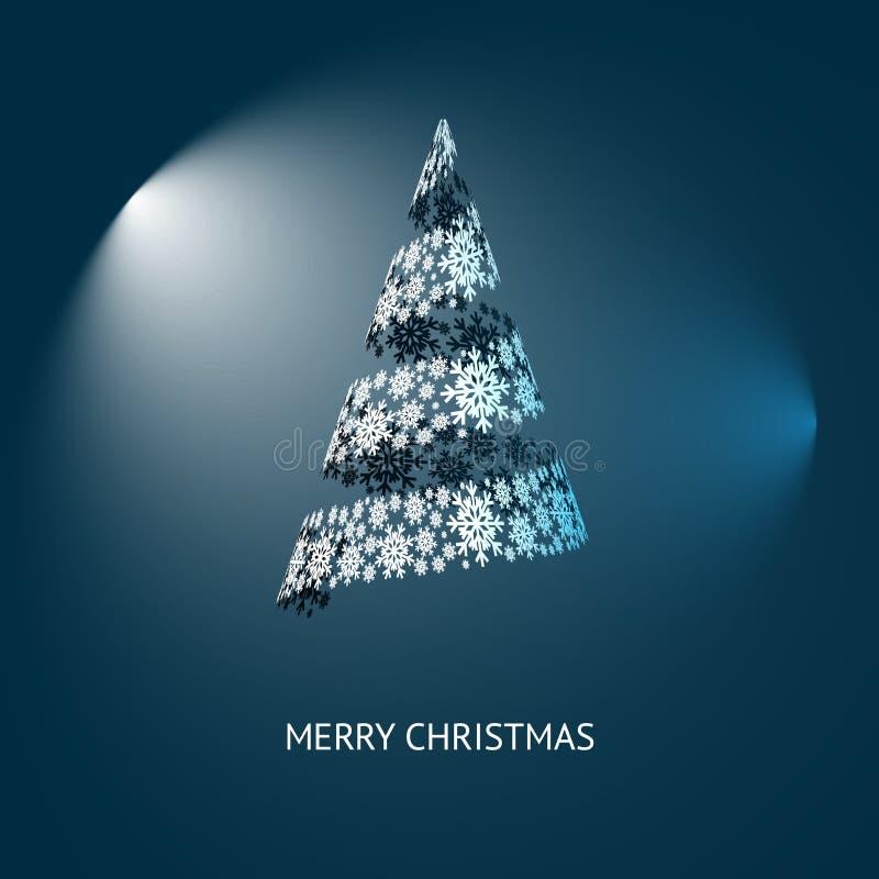 Download Vecteur Inclus D'arbre De Noël Eps8 Illustration de Vecteur - Illustration du soirée, paix: 45354098